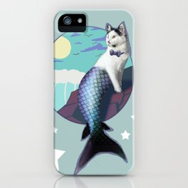 Nala the mercat iPhone Case