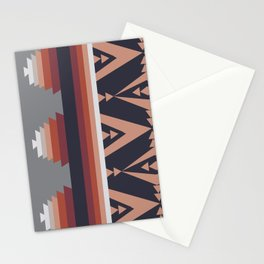 American Native Pattern No. 282 Stationery Cards