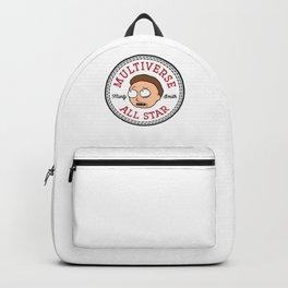 Rick Multiverse Backpack