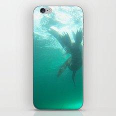 Flip & Swim iPhone & iPod Skin