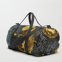 gold dark matter Duffle Bag