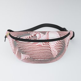 Thinking of a Rose Fanny Pack