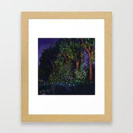 Nocturne II Framed Art Print