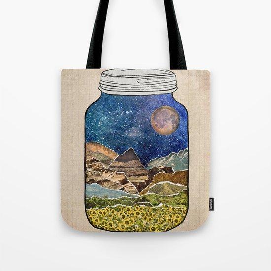 Star Jar Tote Bag