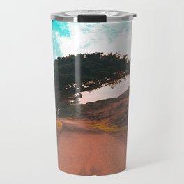 Sunrise Point Reyes Trees Travel Mug