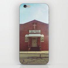 Soul Saving - Detroit, MI iPhone & iPod Skin