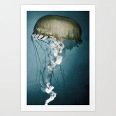 Sea Lantern Art Print