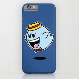Super Cereal Ghost iPhone Case