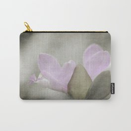 Fringed Polygala Carry-All Pouch