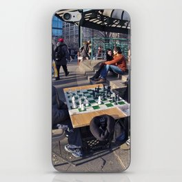 The Showdown (Part 1: NYC) iPhone Skin