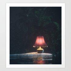 170121 / PANDORA Art Print