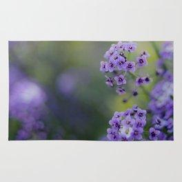 Rosmary Flower Rug