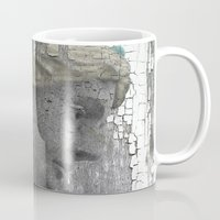 grace Mugs featuring Grace by The Strange Days Of Gothicrow