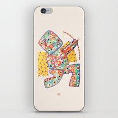Amor iPhone Skin