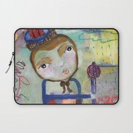 Motherless Child ( A.K.A ) Little Prince Laptop Sleeve