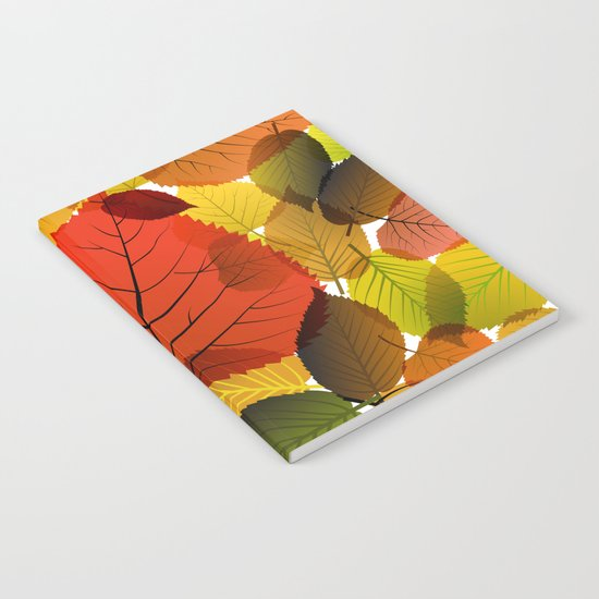 AUTUMN IS BACK Notebook