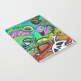 Wild Zombie Notebook