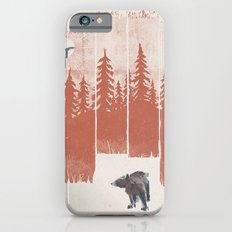 A Bear in the Wild... iPhone 6 Slim Case