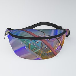 Stair Deco Fanny Pack