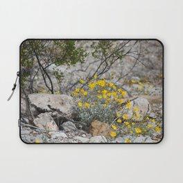 Desert Wildflowers Laptop Sleeve