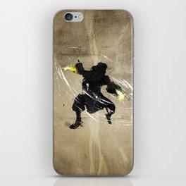 Get Bent :: Air iPhone Skin