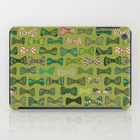 bow iPad Cases featuring Bow ties by Akwaflorell