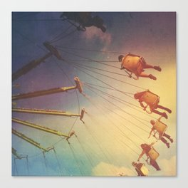 Swinging From The Sun Canvas Print