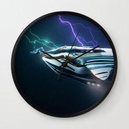 Sedna, variant 95x33 Wall Clock