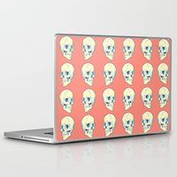 mortal instruments Laptop & iPad Skins featuring Mortal Colors by Tweedles