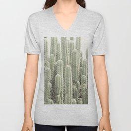 Cactus 1 Unisex V-Neck