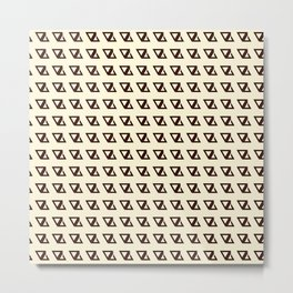 Thorn of Sand Metal Print