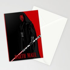 Darth Maul, Say Goodnight To the Badguy Stationery Cards