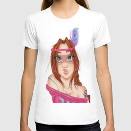Tribal Princess T-shirt