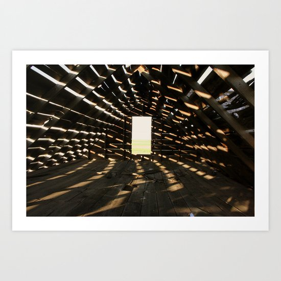 Who Needs Air Conditioning? Art Print