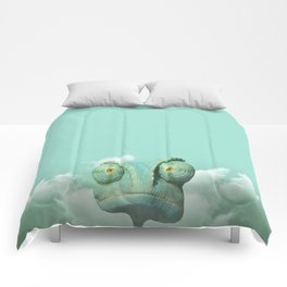 Chameleon Comforters
