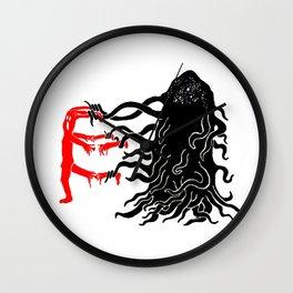 Parasite Wall Clock