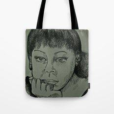 Adele Sketch Tote Bag