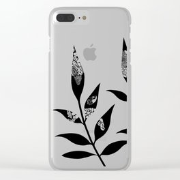 Shadow Play #1 Nature's Best Clear iPhone Case