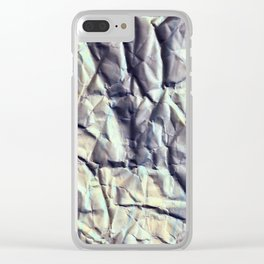 MIXED Clear iPhone Case