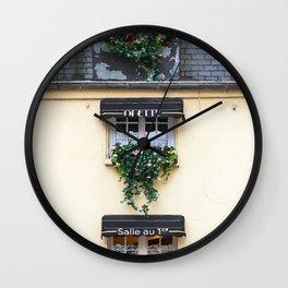 House Wall Clock