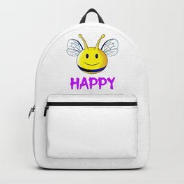 'Bee' Happy Backpack