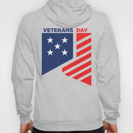Veterans Day Commemorative Design Hoody