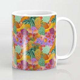 Fruits paradise kaleidoscope Coffee Mug