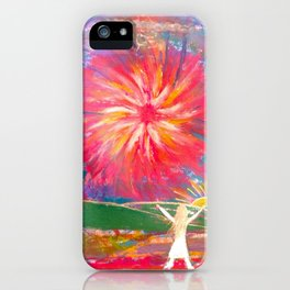 Manifestation iPhone Case