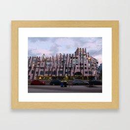 Hundertwasser Framed Art Print