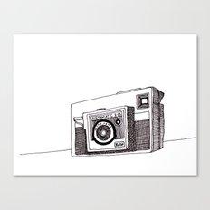 Instamatic X35 Canvas Print