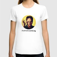 dwight schrute T-shirts featuring Perfectenschlag  |  Dwight Schrute by Silvio Ledbetter