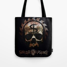 Sinister Visions Promo 2015 Tote Bag