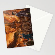 Saviour of Gallifrey Stationery Cards