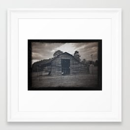 After All These Years.... Framed Art Print